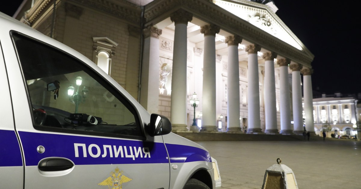 Actor dies in accident at Bolshoi Theater