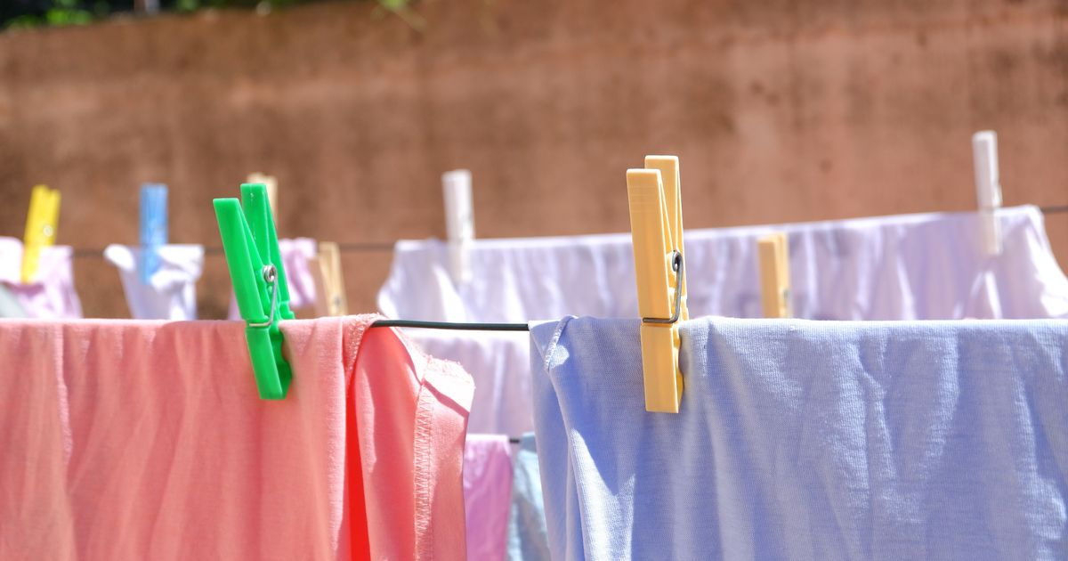 Always wash new clothes before wearing, especially underwear, say experts
