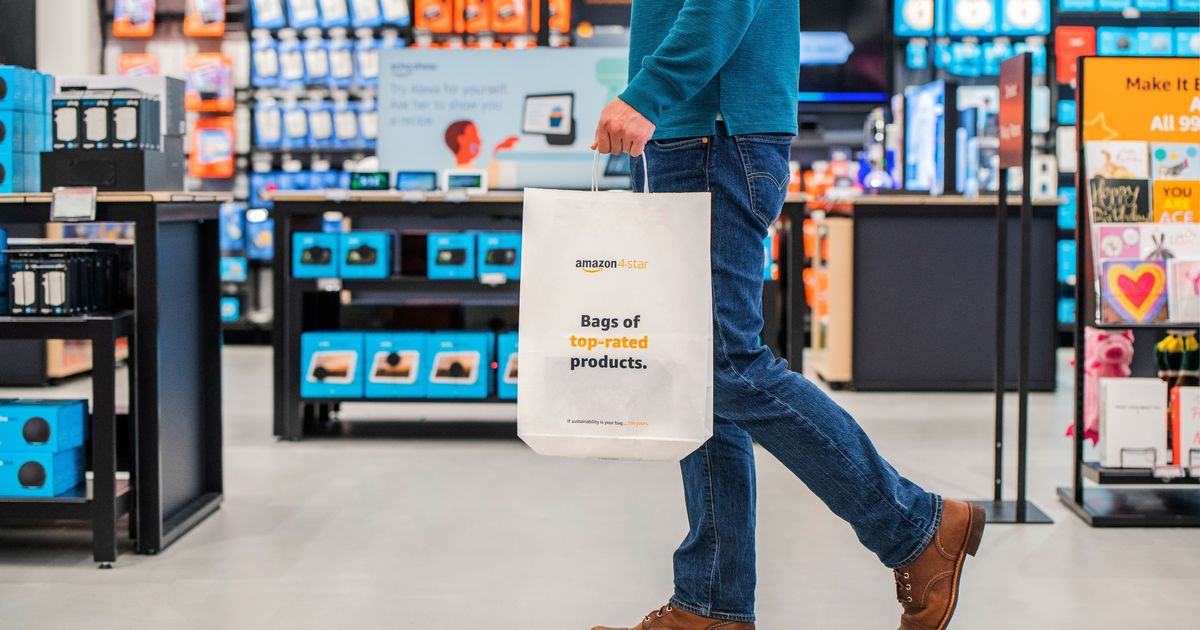 Amazon opens first general store in the UK