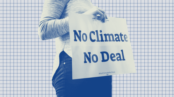 Americans Want The Government To Act On Climate Change. What's The Hold-Up?