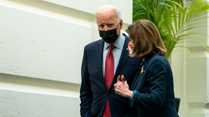 Are The Democrats Really That Far From Passing Biden's Agenda?