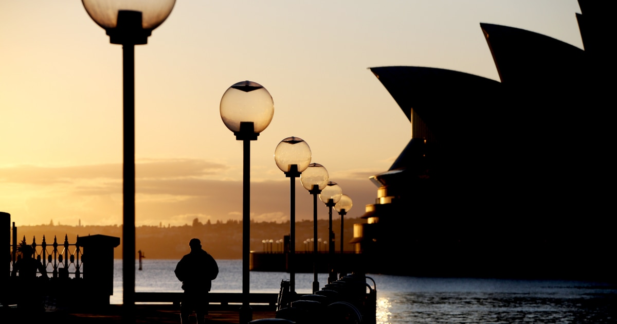 Australia's biggest city reopens after months of lockdown, but only for the vaccinated