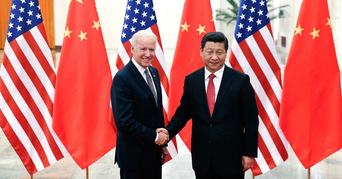 Biden expected to meet with China's Xi virtually by year's end