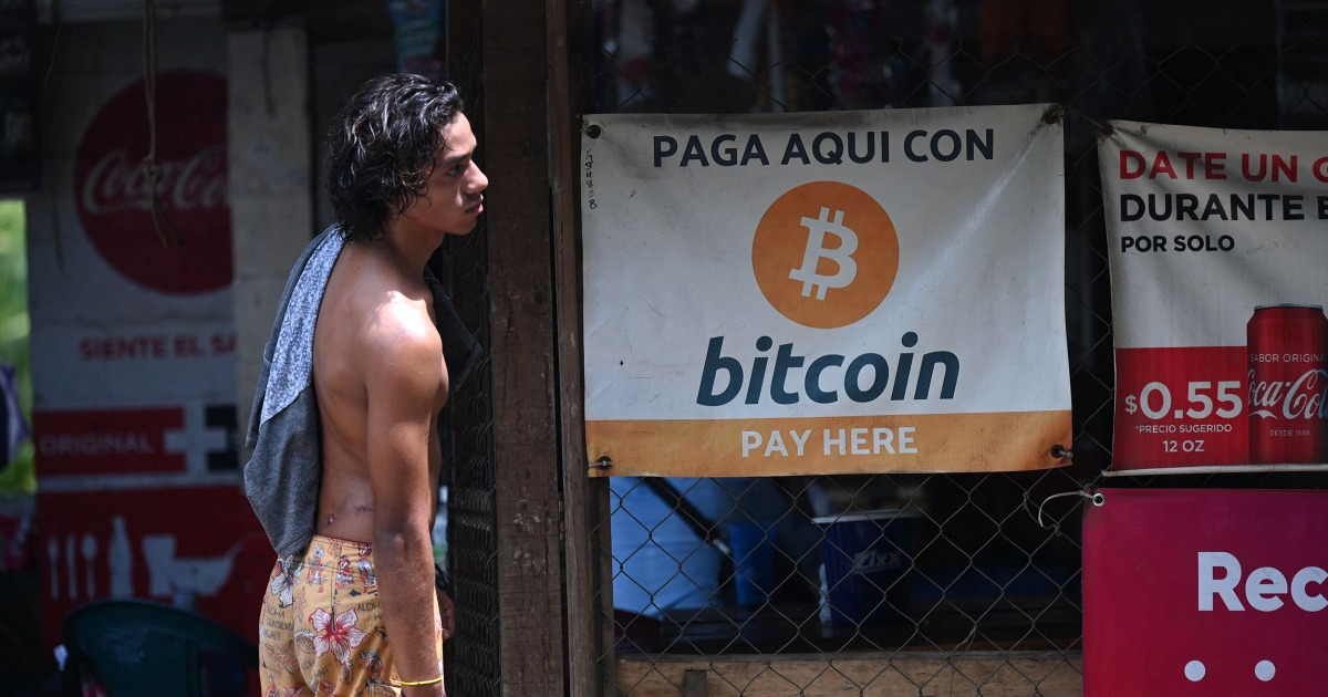Bitcoin use in El Salvador grows amid setbacks since adopting it as legal tender