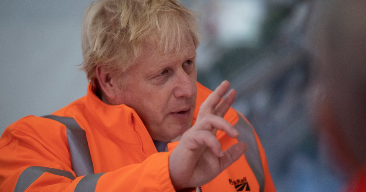 Boris Johnson sets sights on all UK electricity coming from green sources by 2035