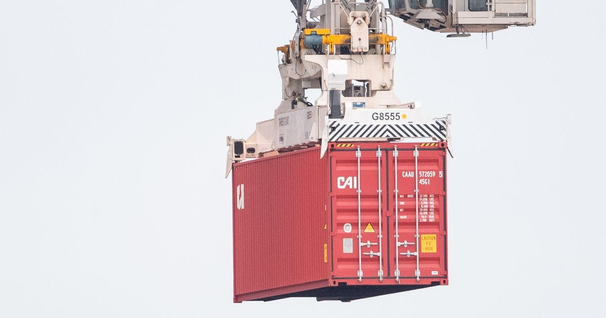 Cargo ships being diverted away from UK ports due to containers backlog