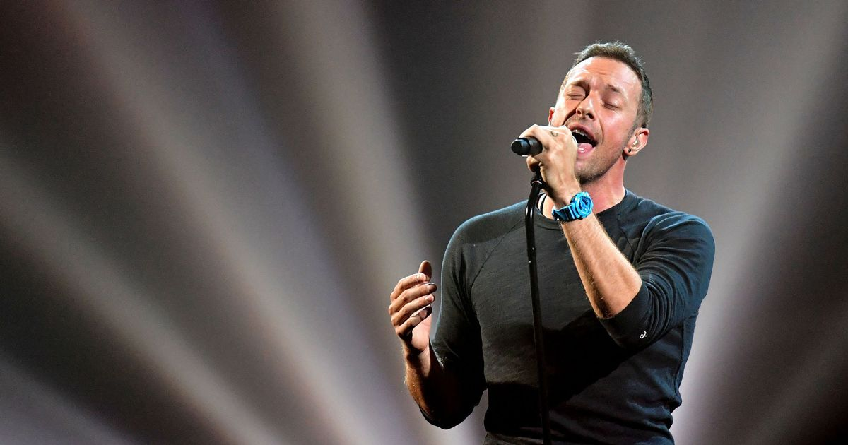 Chris Martin reveals when Coldplay will stop releasing new music