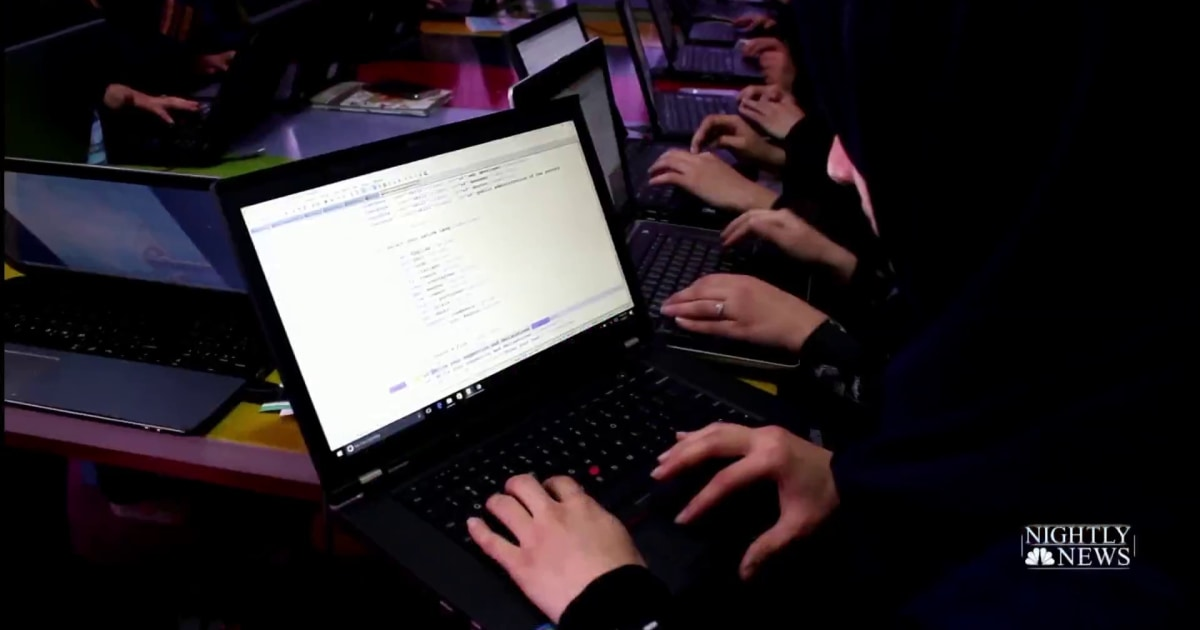 Coding program for Afghan girls determined to continue after Taliban takeover