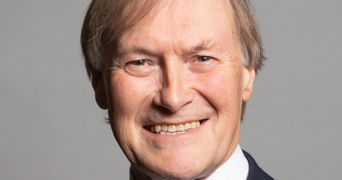 David Amess tributes led by Boris Johnson's wife as he returns to Downing Street