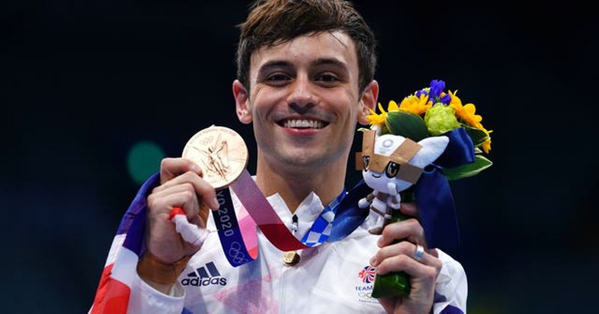 David Jenkins dies aged 31 as tributes flood in for Tom Daley's former Team GB diving coach