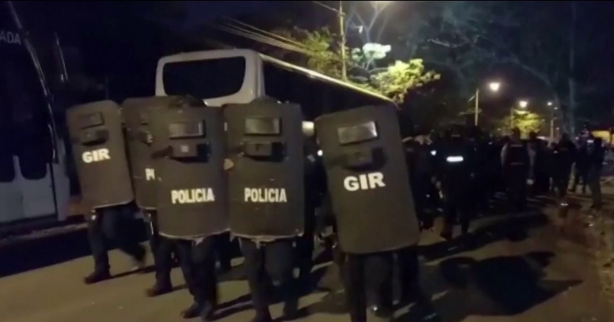 Deadliest prison riot in Ecuador leaves over 100 dead, at least 80 injured