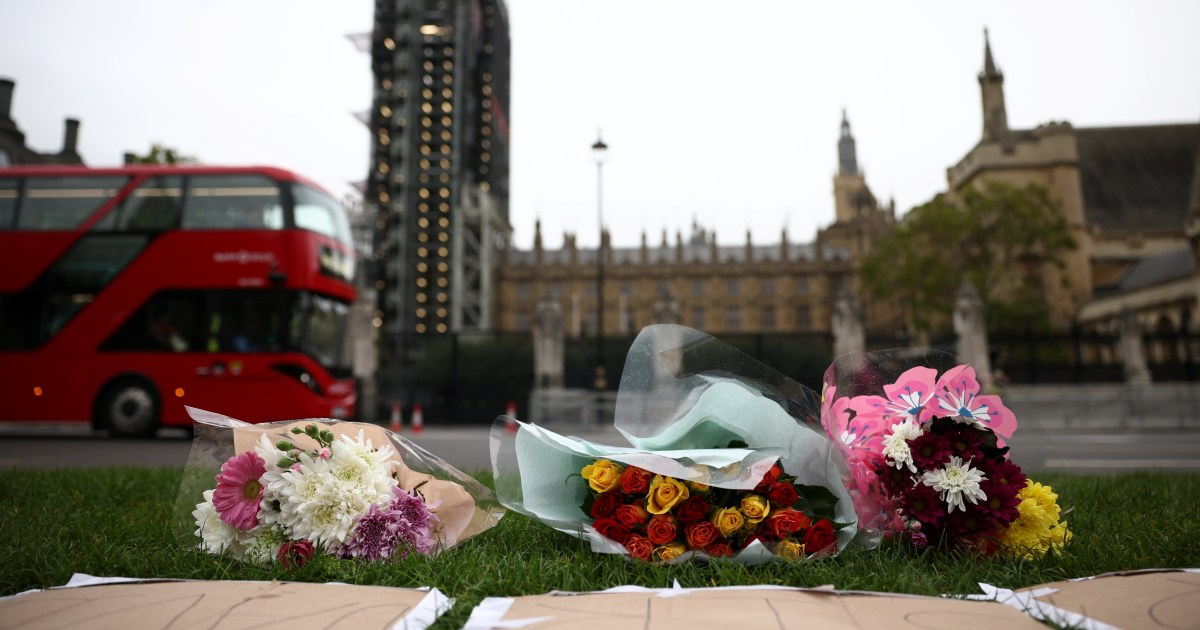 Deadly stabbing leaves U.K. reeling from another attack on vulnerable lawmakers