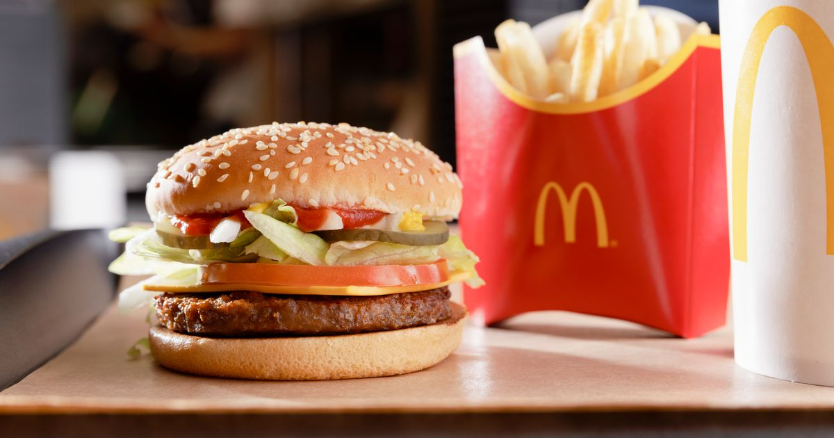 Disabled woman says McDonald's discriminated against her by refusing Happy Meal order