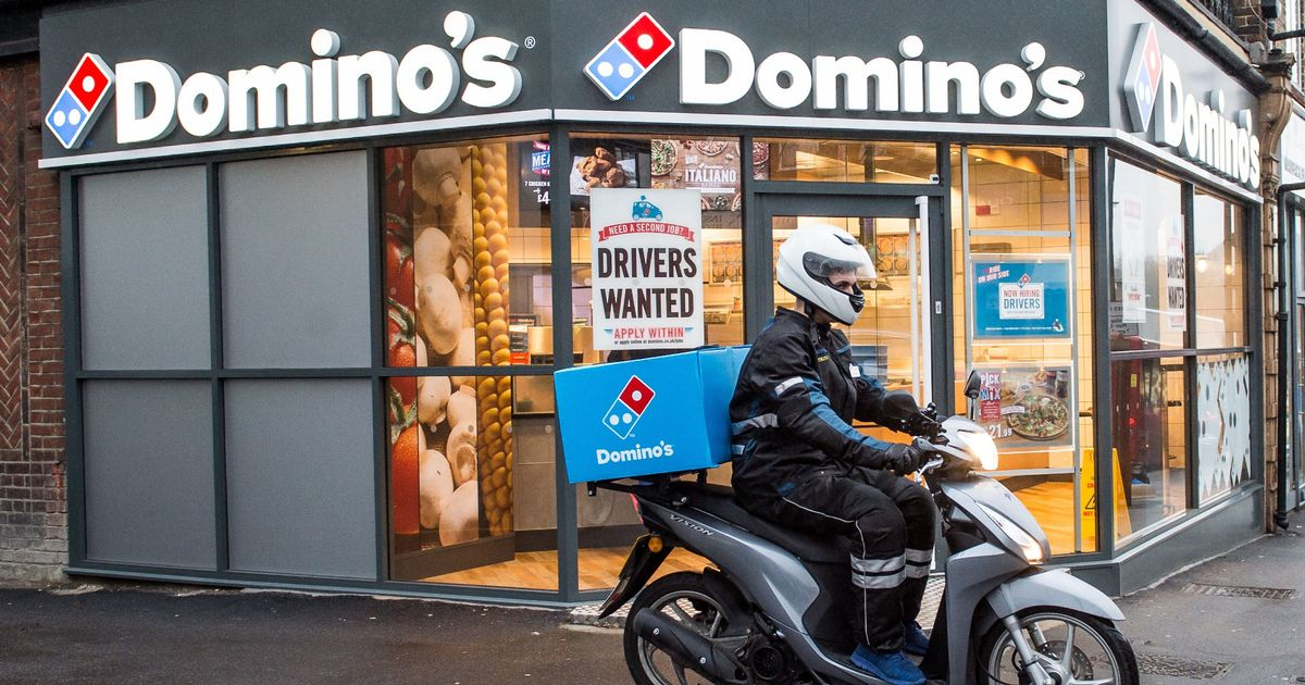 Domino's is looking for drivers and there might be free pizza in it for you