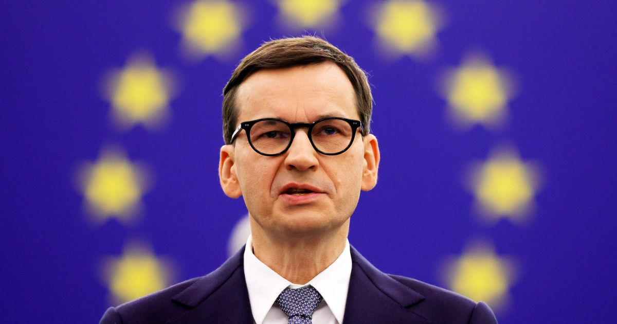 European Union says Poland's 'direct challenge' to its unity will not go unpunished