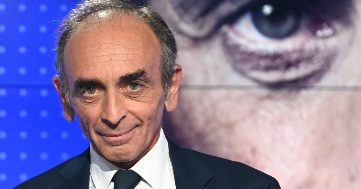 France is fascinated by Eric 'the French Trump' Zemmour
