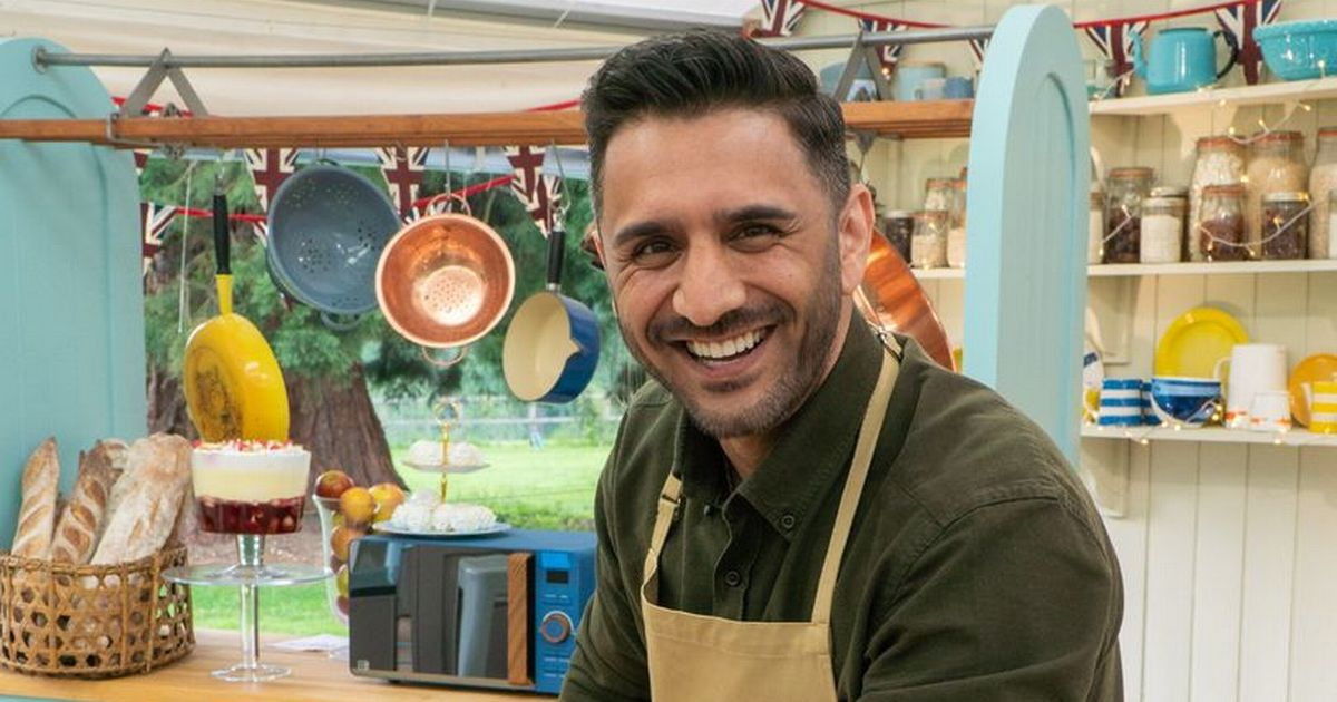 GBBO: Chigs gets Hollywood handshake and star baker after spectacular pudding week