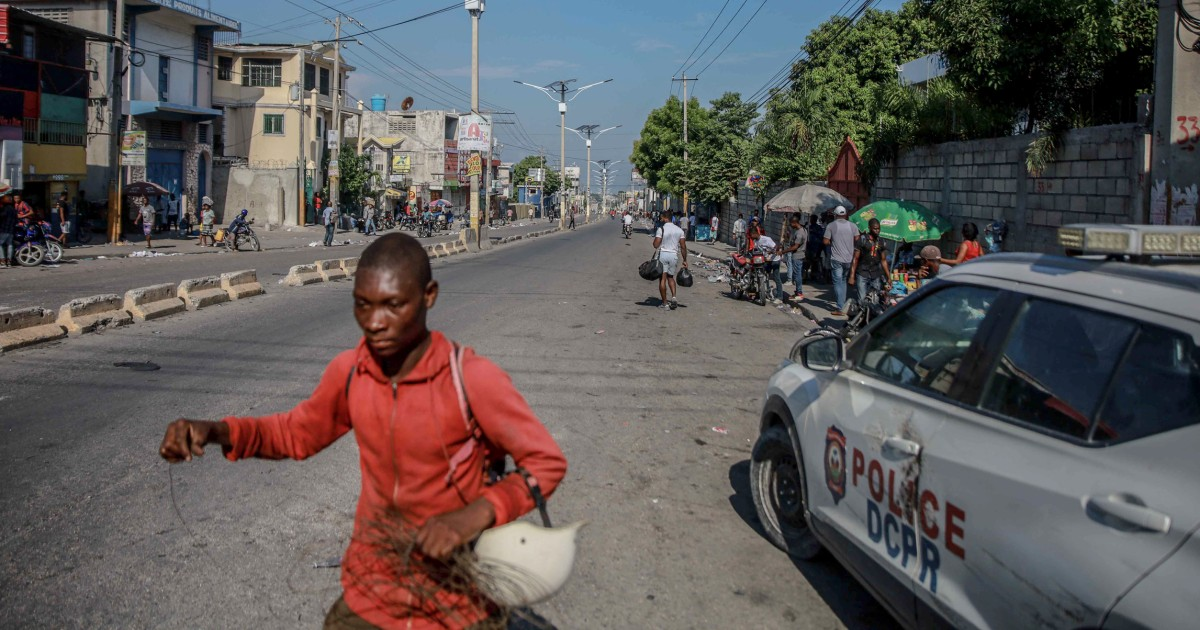 Gang reportedly demands $17 million in exchange for kidnapped missionaries in Haiti