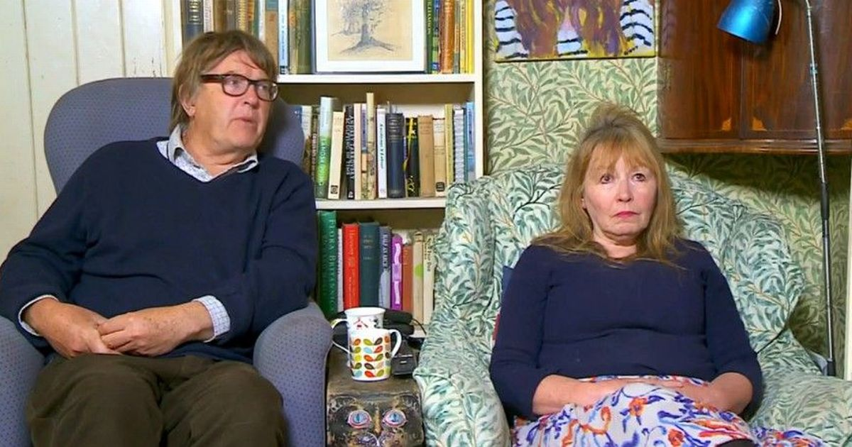 Gogglebox: Giles admits handing out Chlamydia tests as Christmas presents