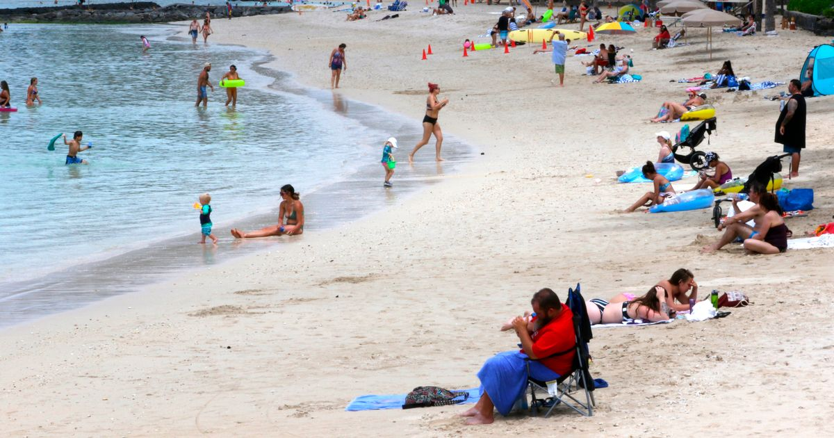 Hawaii prepares to welcome tourists again as Covid-19 cases fall