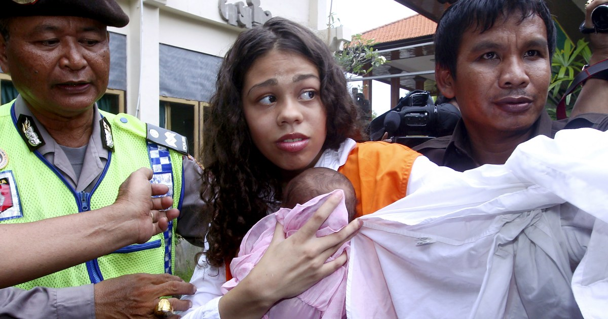 Heather Mack, imprisoned in mother's 'suitcase murder' in Bali, to be released early