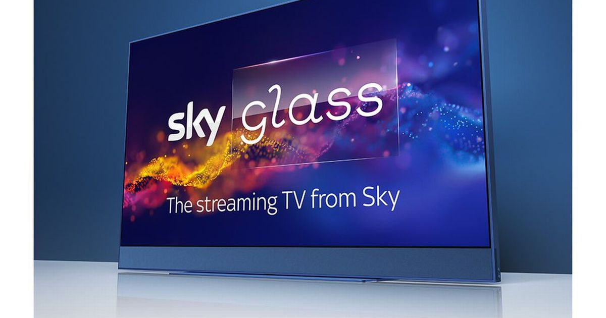 How much does Sky Glass cost? New streaming TV coming this month
