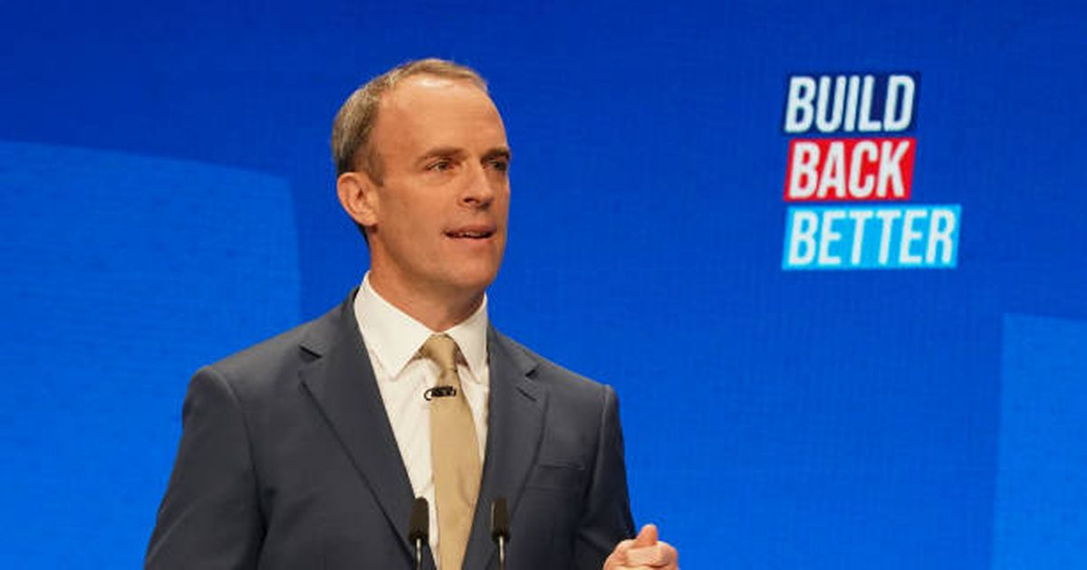 I'll curb European judges' power to dictate to UK, says Raab