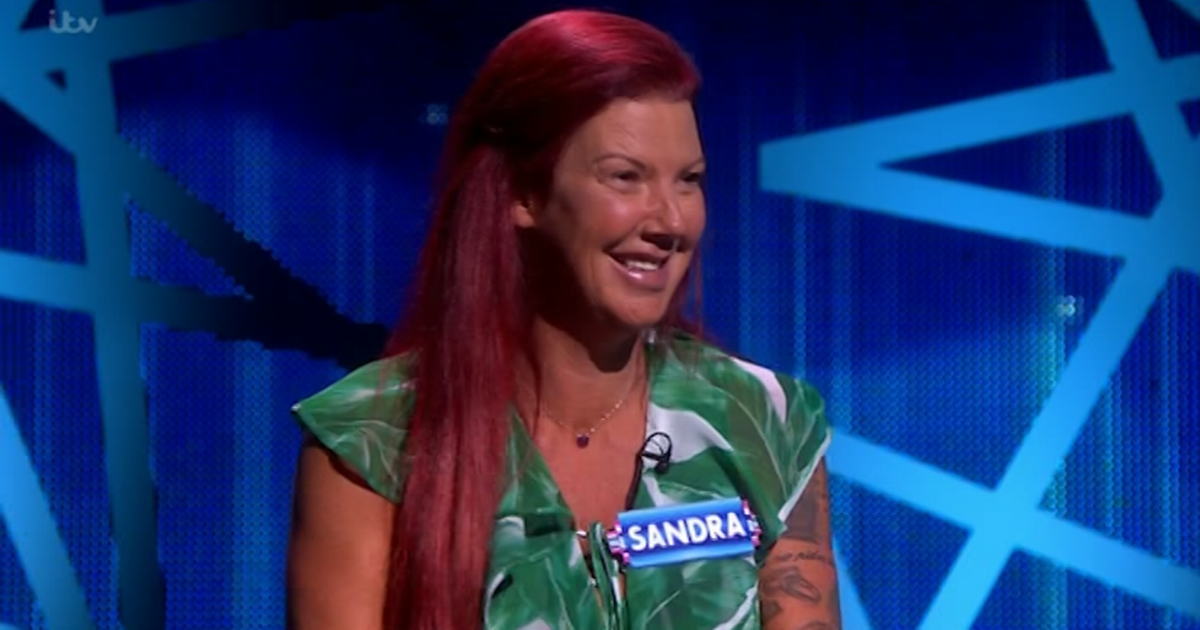 Internet icon makes an appearance as a contestant on ITV's Winning Combination
