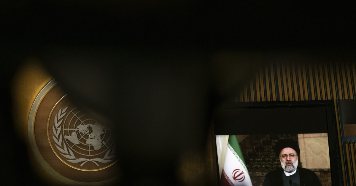 Iran plays for time as pessimism grows over nuclear talks