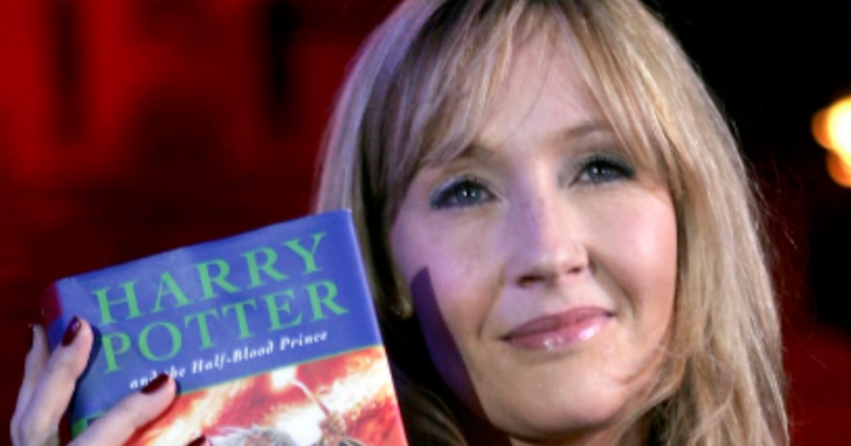 JK Rowling says she's unlikely to dress up to celebrate Harry Potter's 25th anniversary
