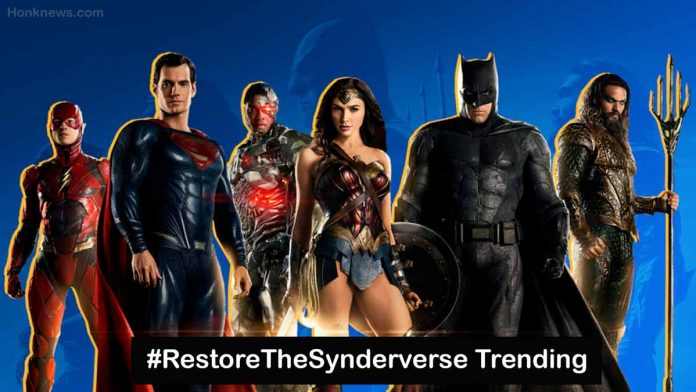 Know Why #RestoreTheSynderverse Trending On Twitter? What is Synder Cut? 1