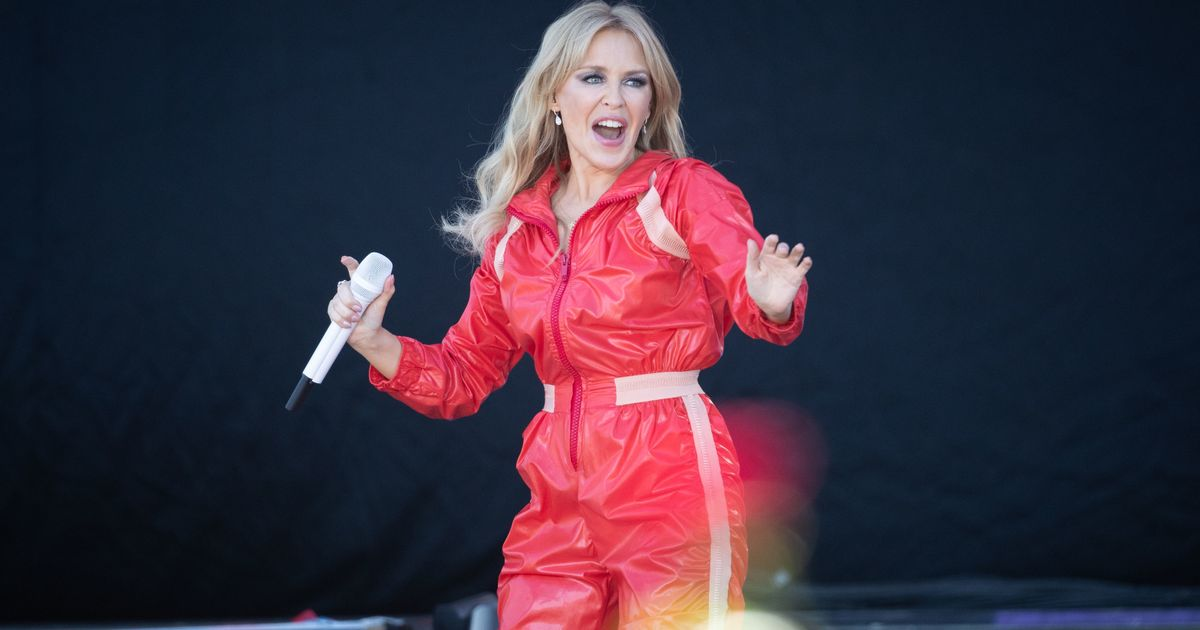 Kylie Minogue in move home to Australia after 30 years living in the UK
