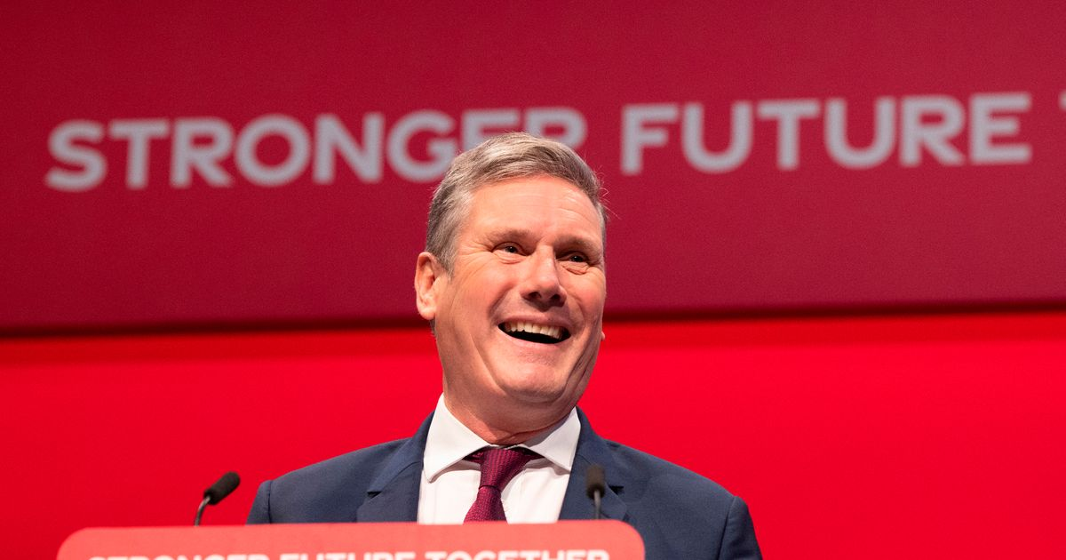 Labour leader Keir Starmer attacks nationalism and champions the idea of Britain