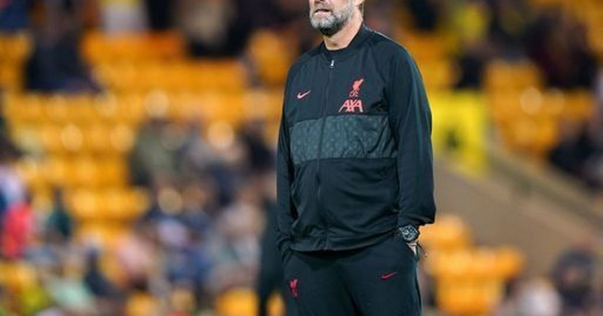 Liverpool FC boss Jurgen Klopp compares Premier League players who've not had Covid jab to drink drivers