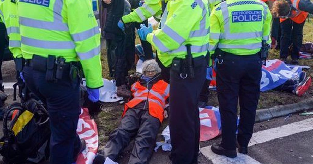 M25, M4 and Dover protests prompt new legal action