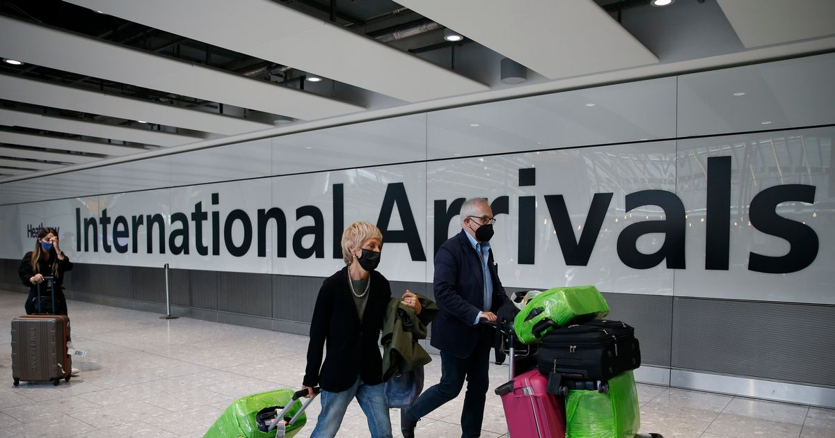 Major PCR changes 'imminent' meaning travellers can fly for cheaper