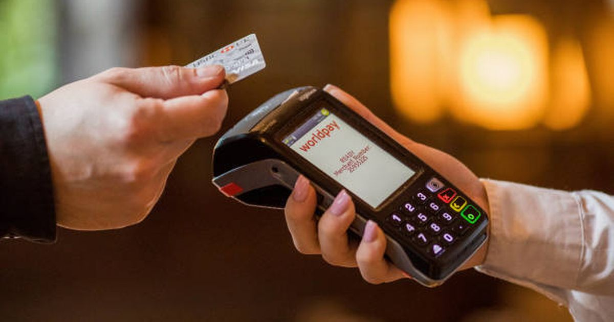 Major contactless payment change comes into force tomorrow