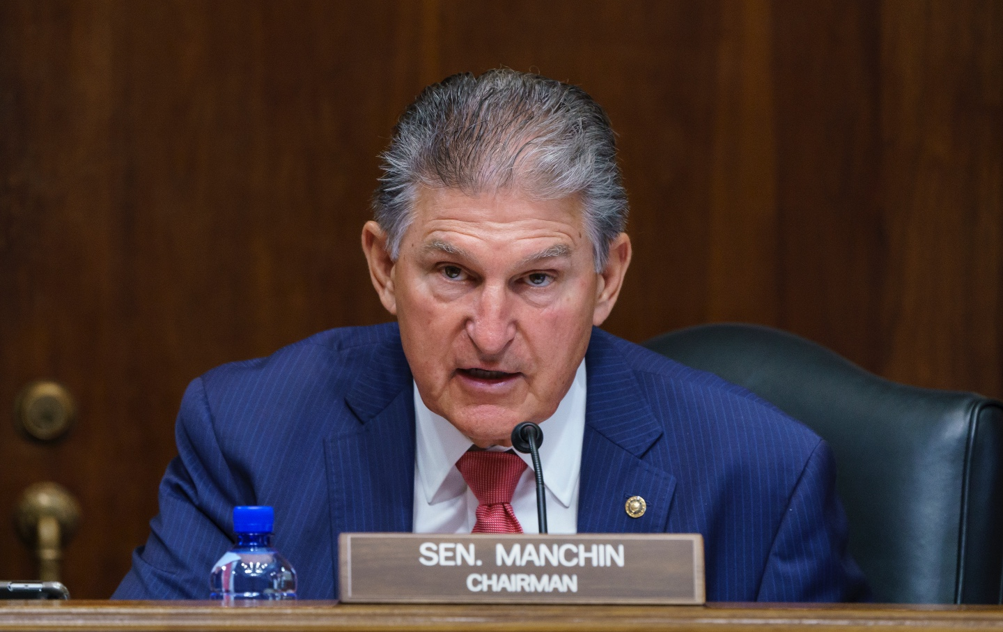 Manchin's Shameful Child Care Stance Isn't Just Bad Politics. It's Self-Defeating Policy.