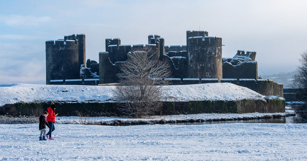Met Office issues snow warning for parts of UK for next week as temperatures drop