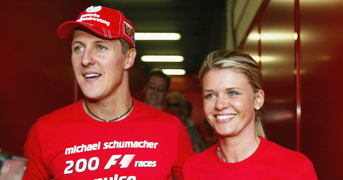 Michael Schumacher 'can't communicate' following 2013 skiing accident says Ferrari boss - but 'he's there'