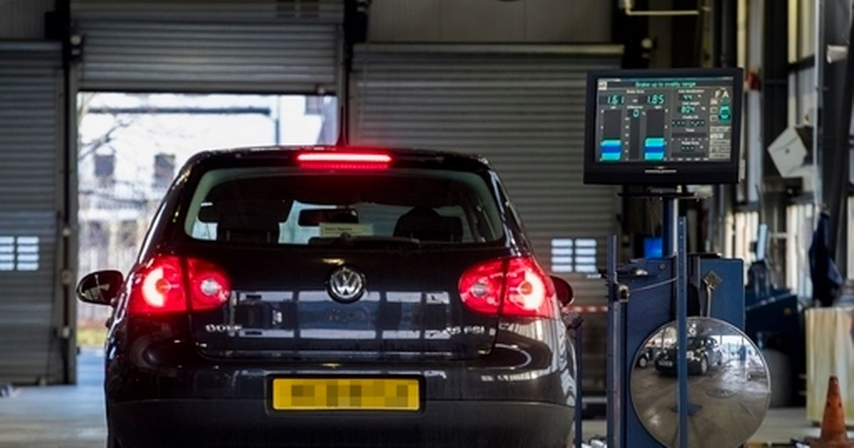 Millions of drivers told to book MOT test early