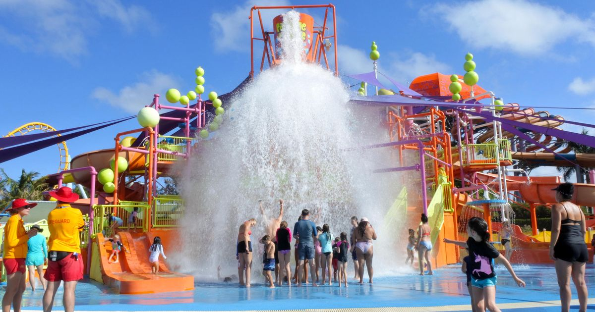 Mum slams water park for 'body shaming' teen daughter by weighing her before ride