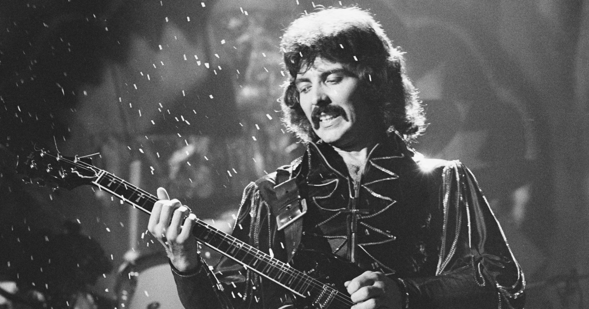 Newly discovered eel-like creature named after Black Sabbath guitarist
