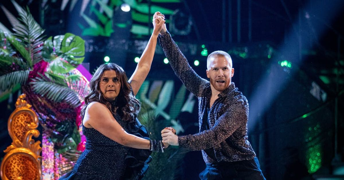 Nina Wadia is first celebrity to leave Strictly Come Dancing 2021