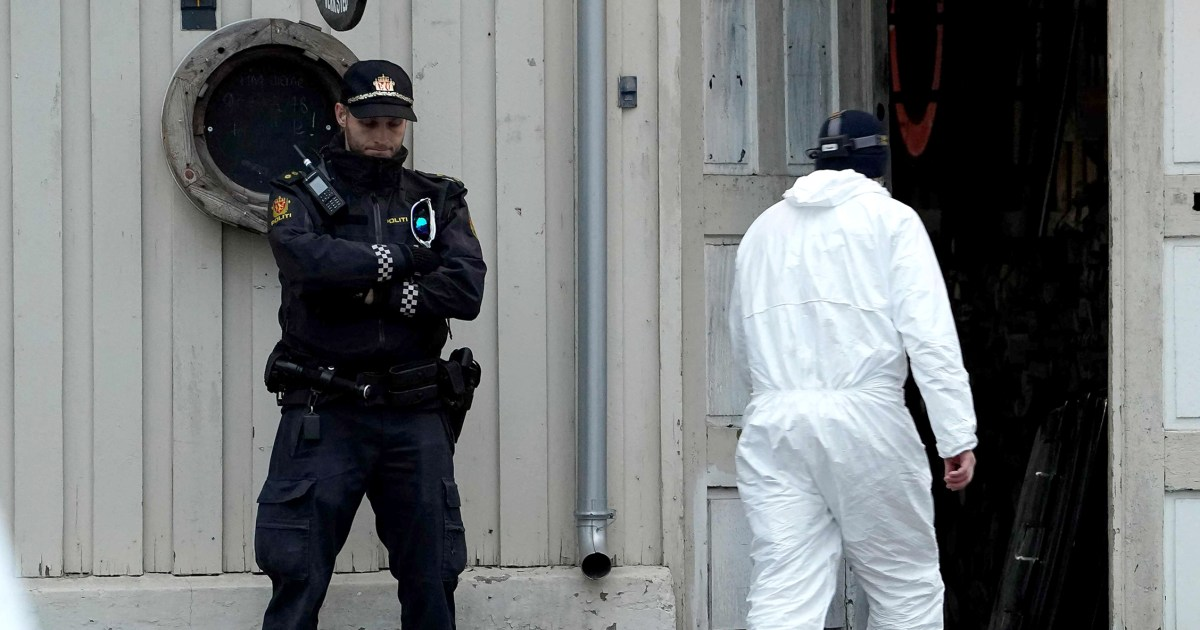 Norway bow-and-arrow suspect had been flagged over radicalization concerns