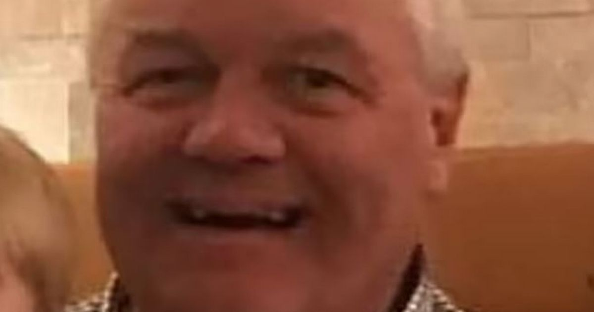 David Thomson, 60, had been struck and left for dead in the road in Delacombe, about an hour from Melbourne, Australia