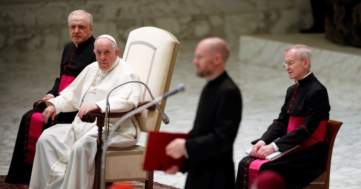 Priests cleared in Vatican sex abuse case