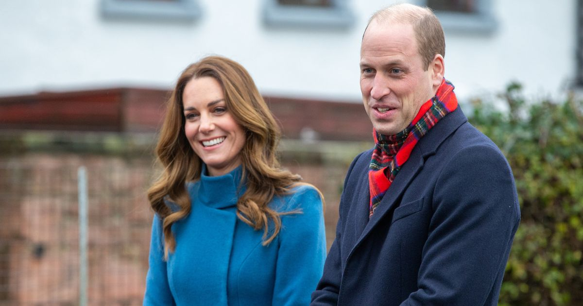Prince William and Kate finally wave goodbye to rumours about a move to West Midlands