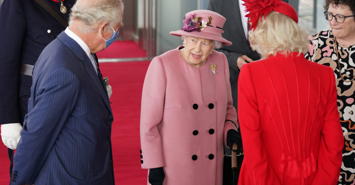 Queen Elizabeth slams 'irritating' world leaders who talk but don't deliver on climate change