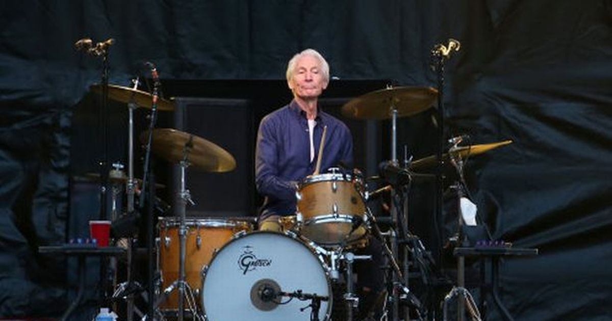 Ronnie Wood recalls final meeting with Rolling Stones band mate Charlie Watts